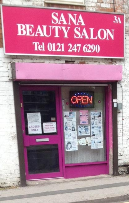 Sana beauty salon 12 photos hairdressers 3a poplar for Hair salon birmingham