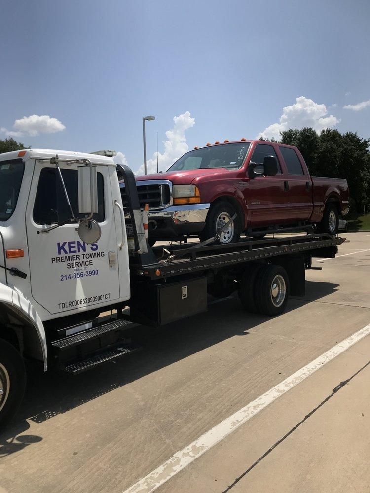 Ken's Premier Towing: Carrollton, TX
