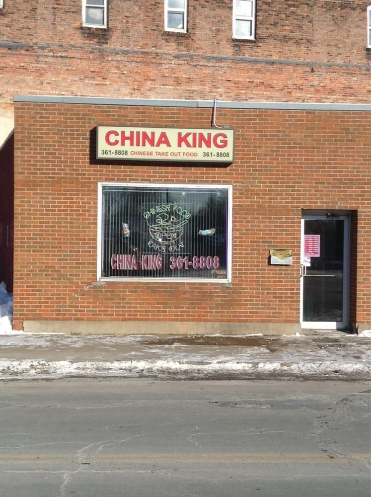 China King Chinese Restaurant: 103 Main St, Oneida, NY