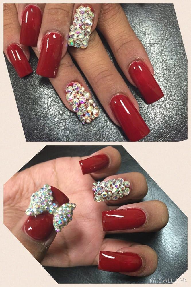 Nails By Ginna - 16 Photos - Nail Salons - 631 E Alvin Dr, Salinas ...