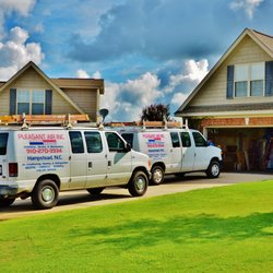 Photo Of Pleasant Air Hampstead Nc United States Vans For New Installation