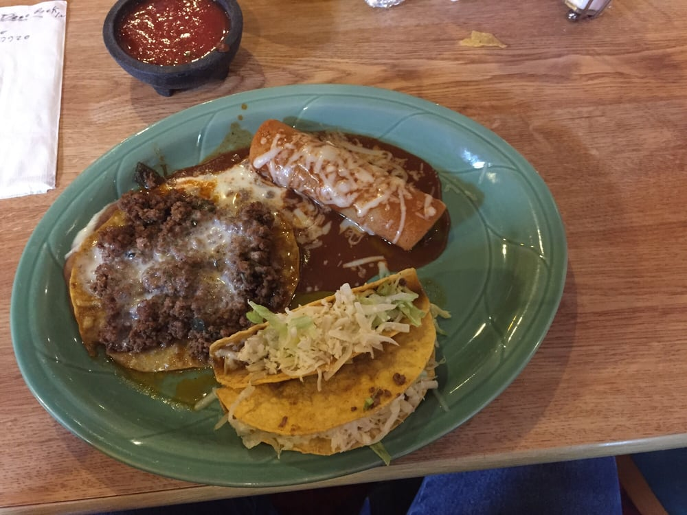 Nogales Mexican Restaurant: 115 W 7th St, Galena, KS