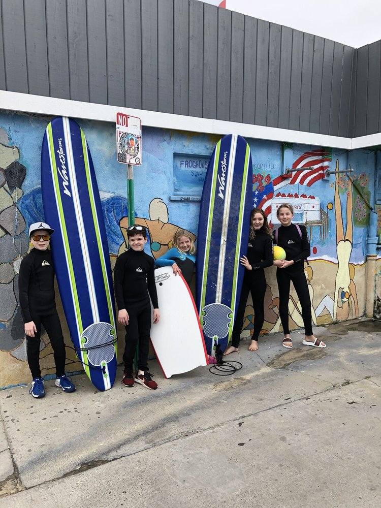 The Frog House Surf Shop