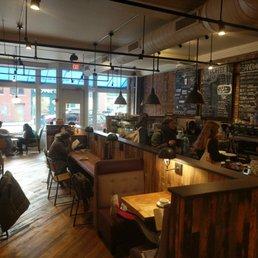 Cafe Nerro Brookline Hours