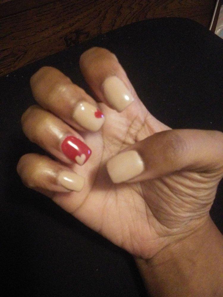 V Solar Nails -N -spa: 13491 Hwy 90, Boutte, LA