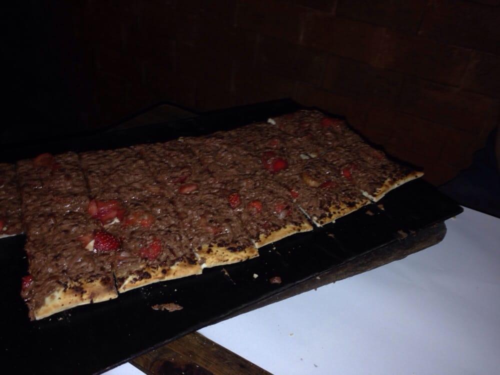Graminha - Pizza por metro