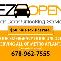 Photo Of Ez Open Car Door Unlocking Service   Atlanta, GA, United States