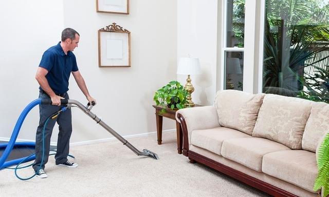 Friendly Steam Carpet Cleaning: Johnston, RI