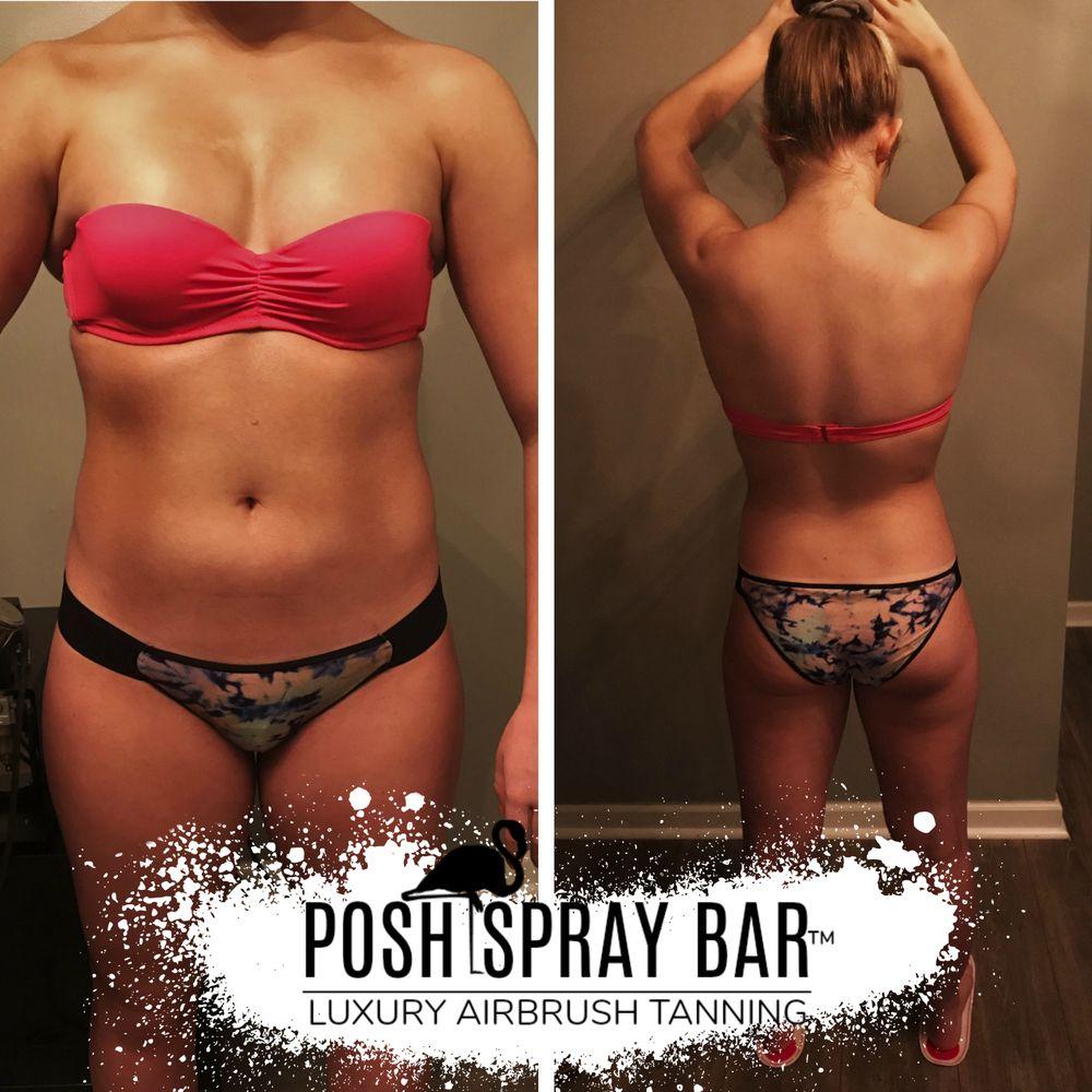 Posh Spray Bar- Mobile Airbrush Tanning