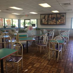 Photo Of Burger King Lexington Park Md United States Dining Area