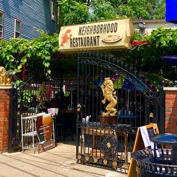 Photo Of The Neighborhood Restaurant Bakery Somerville Ma United States