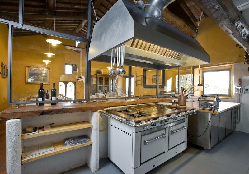 Cucina a vista ristorante - Yelp