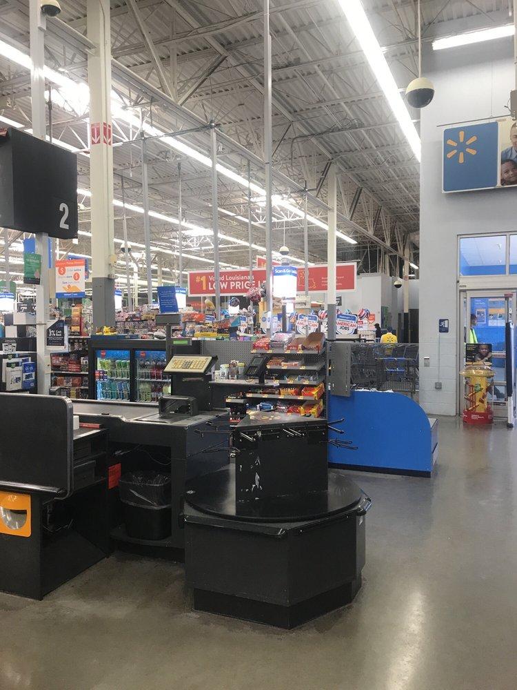 Walmart Supercenter: 37000 Hwy 3089, Donaldsonville, LA