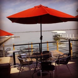 Photo Of The Landing Patio Bar U0026 Grill   Clear Lake, IA, United States ...