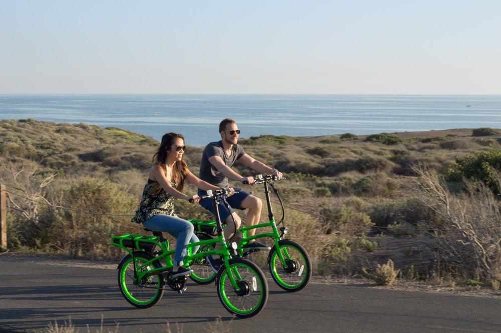 Social Spots from Pedego Electric Bikes Martha's Vineyard