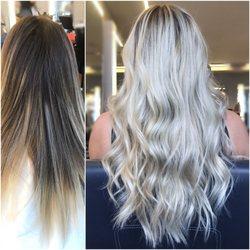 Photo Of Xcentric Hair Studio Waterloo On Canada Balayage By Lisa