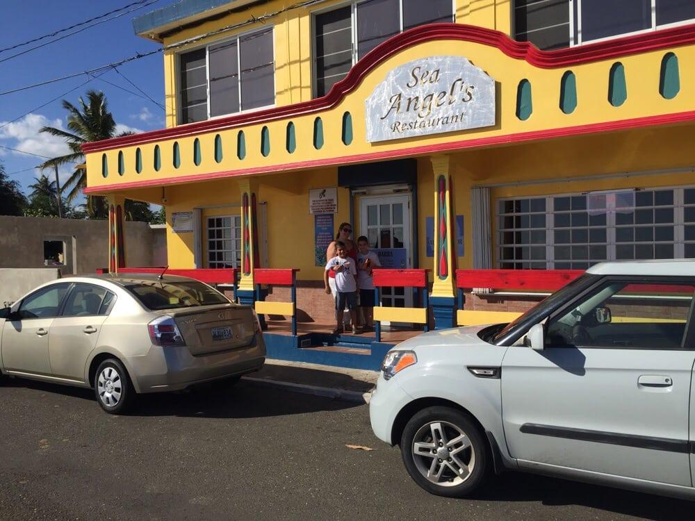 Photo of Sea Angel's Restaurant: Santa Isabel, PR