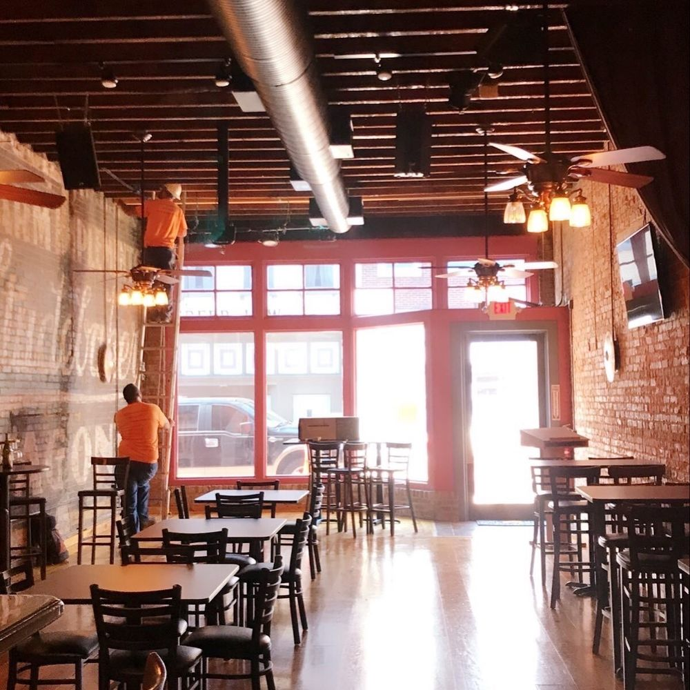 Crate Restaurant & Wine Bar: 213 Trade St, Greer, SC