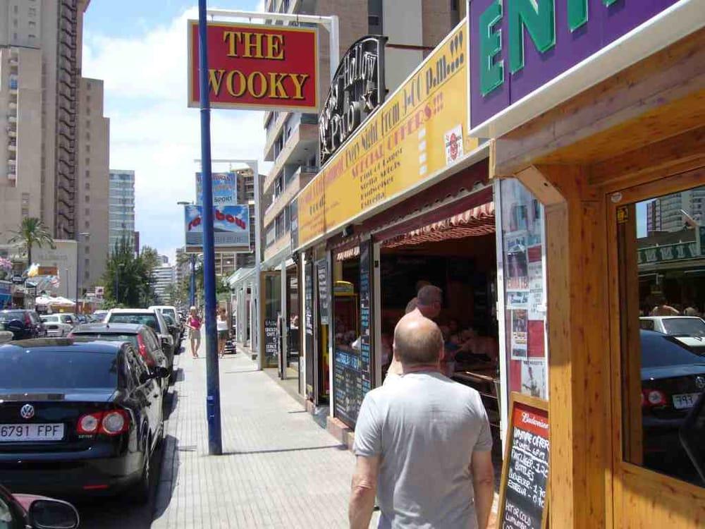 Wooky Hollow: Calle de Gerona, Benidorm, A