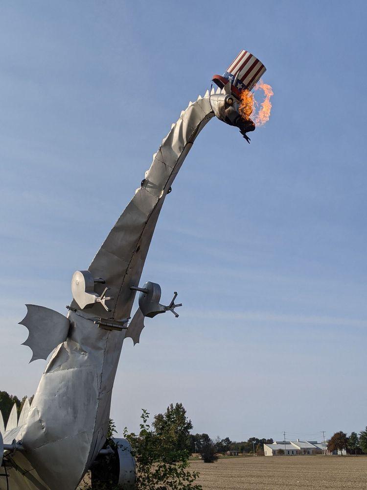 Kaskaskia Dragon: 2024 Progress West Dr, Vandalia, IL