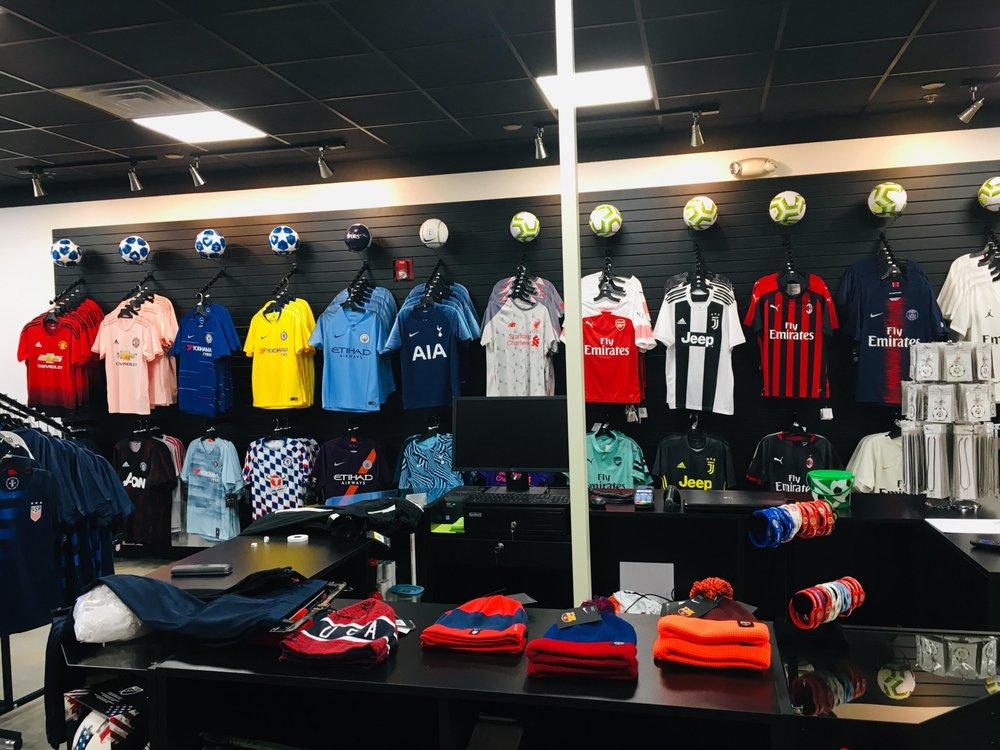 Soccer Post Cary: 2344 Walnut St, Cary, NC