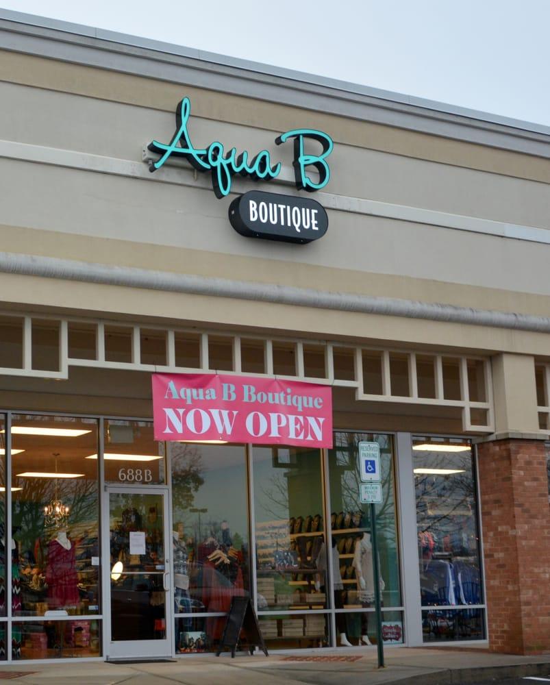 Aqua B Boutique: 688 Bluefield Rd, Mooresville, NC
