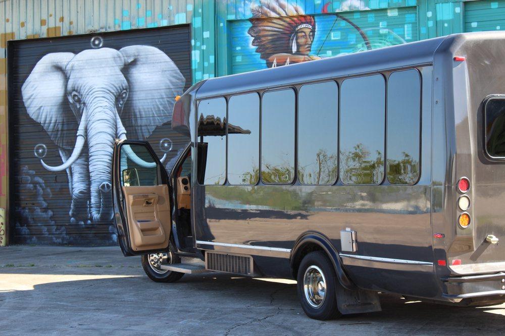 The Party Bus: Houston, TX