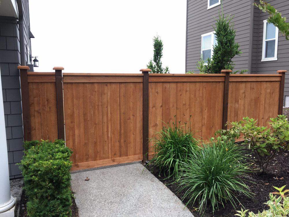 InLine Fence: Federal Way, WA