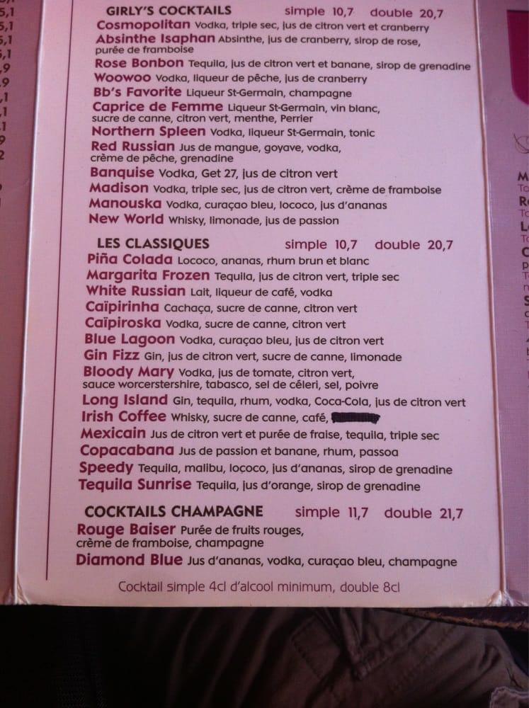 Caf la porte montmartre brasserie 9 me paris for La 9eme porte