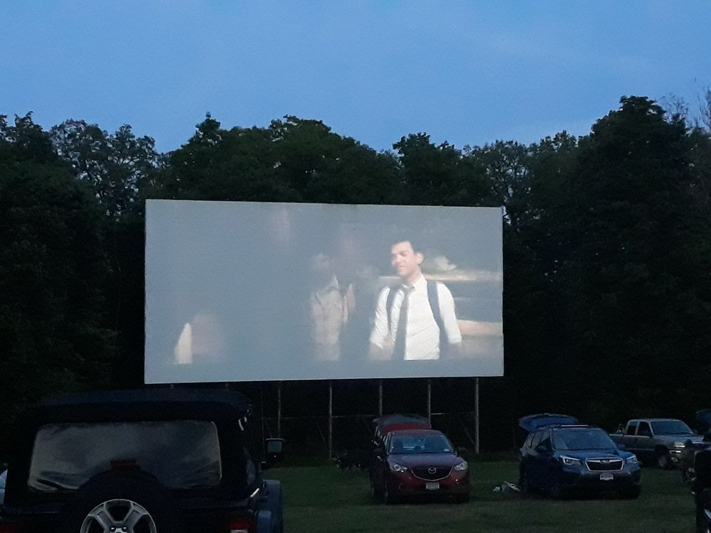Hyde Park Drive-In Theatre: 510 Albany Post Rd, Hyde Park, NY