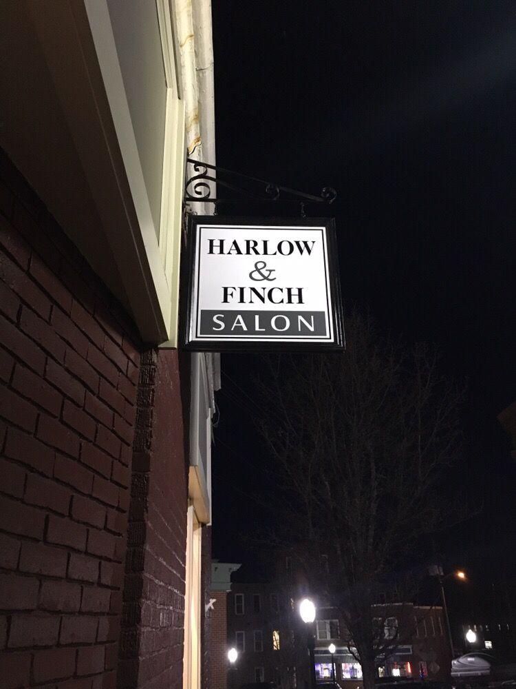 Harlow & Finch Salon: 11 Friend St, Amesbury, MA