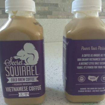 Whole Foods Secret Squirrel Coffee