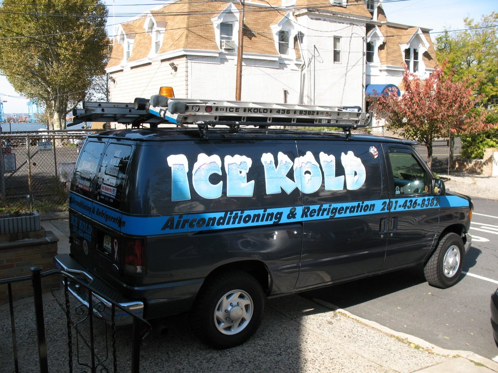 Ice Kold Airconditioning: 16-18 Pavonia Ct, Bayonne, NJ
