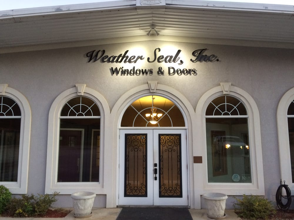 Weather Seal Windows & Doors: 402 W 4th St, Prattville, AL