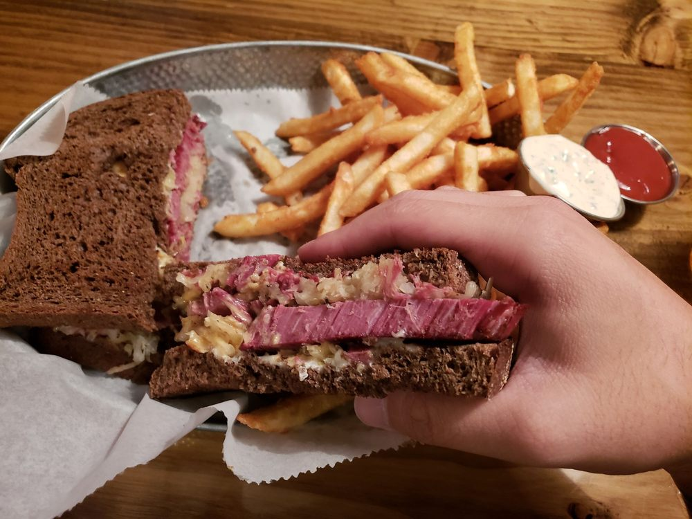 Iron Range Eatery: 6 W Main St, Crosby, MN