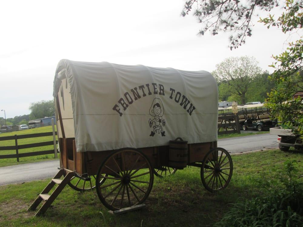 Frontier Town RV Resort & Campground