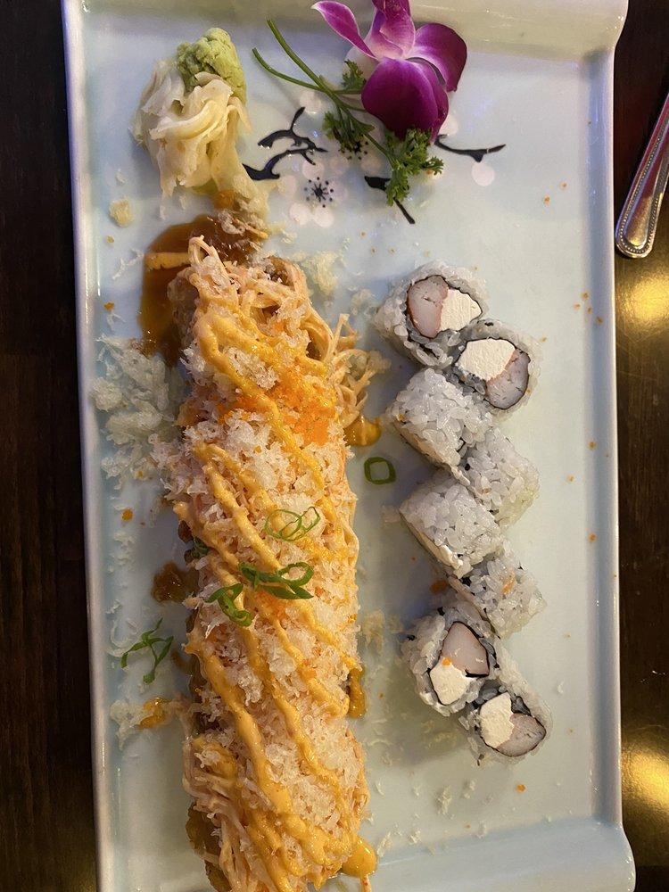 Fancy Q Sushi and Thai: 5615 Florida Ave S, Lakeland, FL