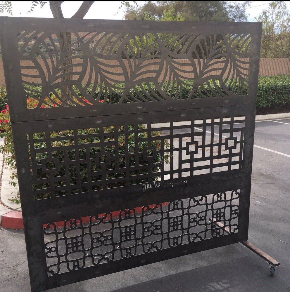 New Modern Urban Design Fences And Panels By