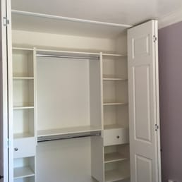Photo Of Bay Area Slide Lok Garage Storage And Closet Sytems   Los Gatos,. White  Closet System