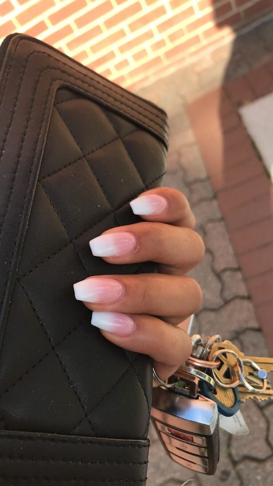 Photo Of Color Touch Hair And Nail Arlington Va United States Ombré