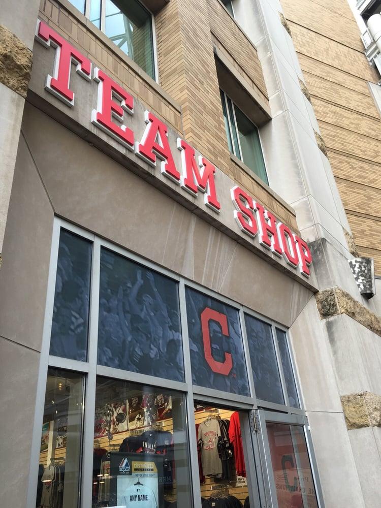 Cleveland Indians Team Shop