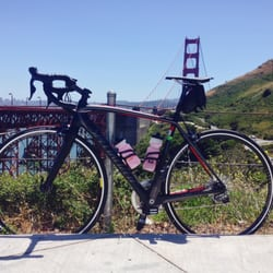 Bike Travel Case Rental San Francisco