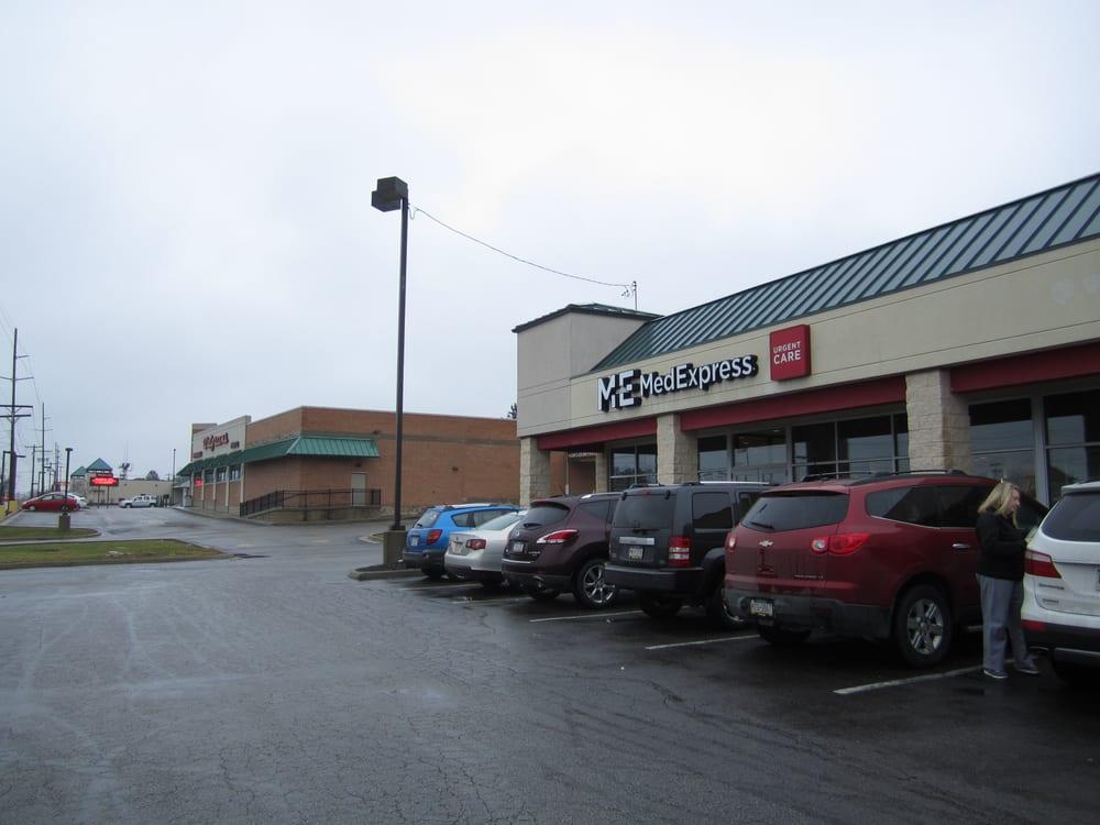 MedExpress Urgent Care: 2652 Darlington Rd, Beaver Falls, PA