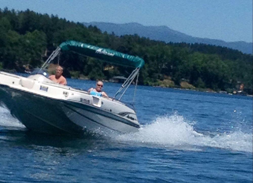 Tri-County Boat Rental: Six Mile, SC