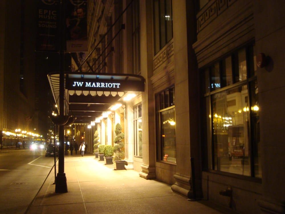Restaurants Near Jw Marriott Chicago