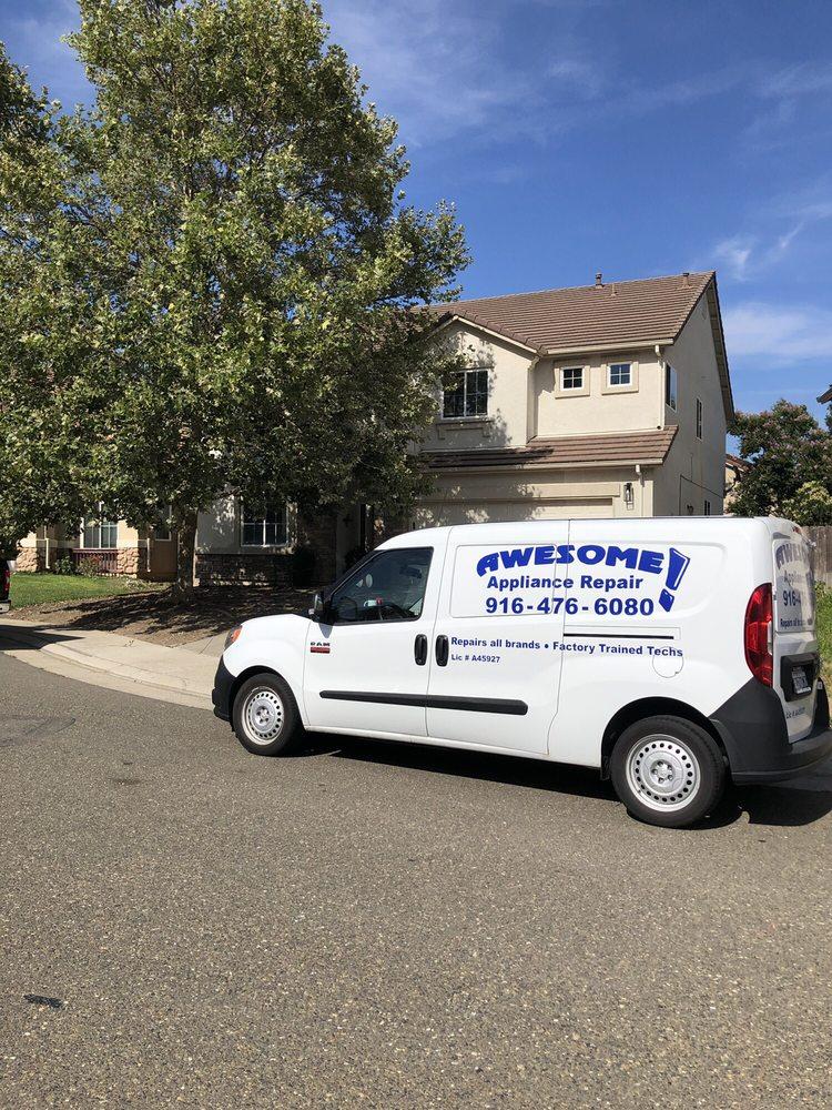 Awesome Appliance Repair: 9245 Laguna Springs Dr, Elk Grove, CA