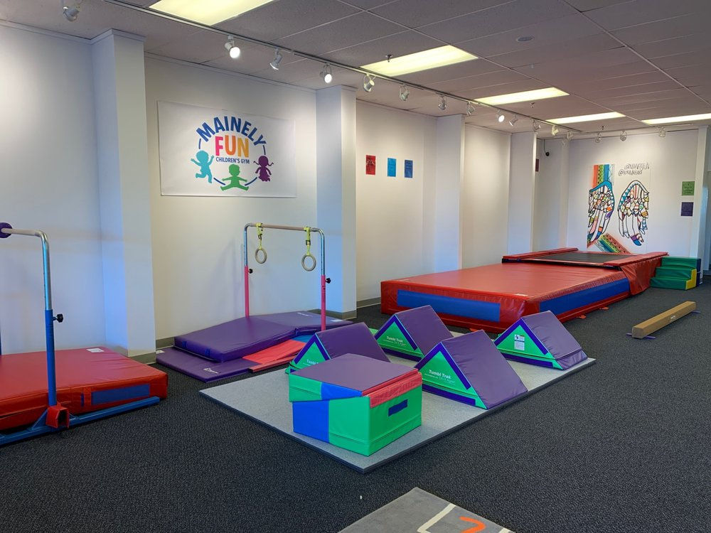 Mainely Fun Children's Gym: 345 Maine Hwy 1, Kittery, ME