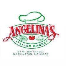 Angelina's Italian Market: 24 W 2nd St, Washington, MO