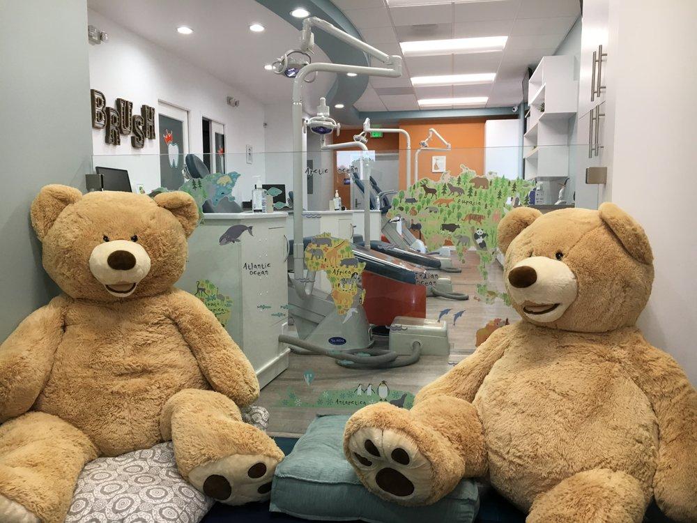 Little Crown Pediatric Dentistry & Orthodontics: 665-L E Foothill Blvd, Claremont, CA
