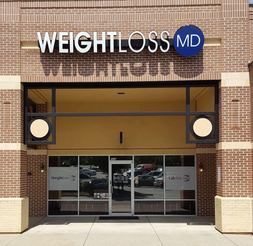 Weight Loss MD: 9925 Haynes Bridge Rd, Alpharetta, GA